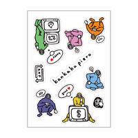 感覚ピエロ / sticker