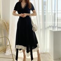 《予約販売》リネンリボンスカート