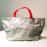 Waterproof tote (Red)