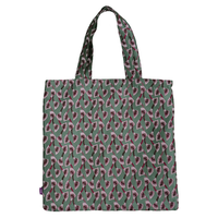 キラキラ tote bag【green】