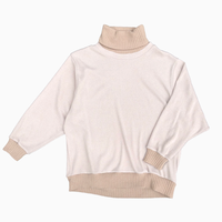 BIG TURTLE KNIT [BEIGE]