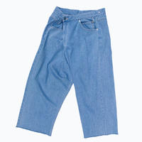 POLY ORIGINAL BIG PANTS 【DENIM】