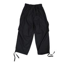 lose work pants MENS【black】