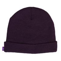 ニット帽子【purple】