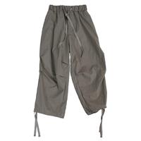 lose work pants LADIES【gray】