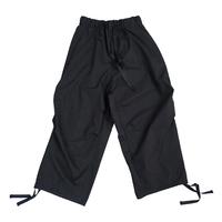 lose work pants LADIES【black】