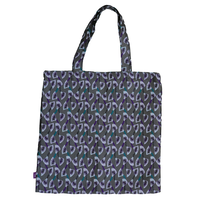 キラキラ tote bag【purple】