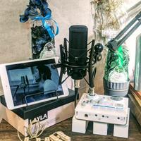 Live streaming set ver α black ライブ配信セットver α ブラック