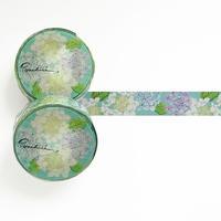MT26 紫陽花のマスキングテープ
