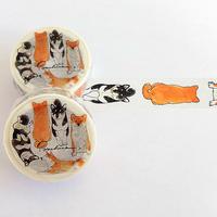MT11 柴犬のマスキングテープ
