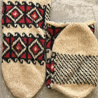 wool long   HARD ー8