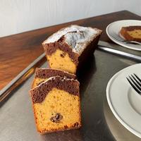 《送料着払い》「BORTON」オレンジとチョコのパウンドケーキ