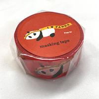 オリジナルマスキングテープ/パンダの計測
