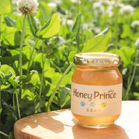 ※定期便:千葉県で採れた【国産天然非加熱生はちみつ】Honey Prince 200グラム