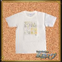 福島敦子原画モチーフ TシャツVol.3