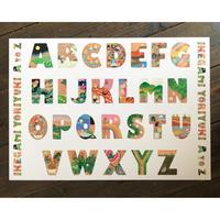 Yoriyuki Ikegami|A3ポスター'A to Z'