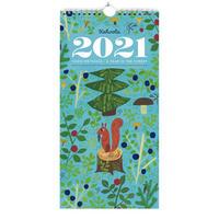 マッティ・ピックヤムサ/ 2021リングカレンダー「森」