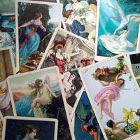 【希少!限定入荷】 ヴィクトリアン・ロマンティックタロット 2nd. EDITION ◆The Victorian Romantic Tarot