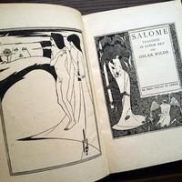 【再入荷】1919年ドイツ インゼル文庫Nr.247<オスカーワイルド サロメ>◆Oscar Wilde Salome