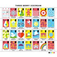 Three Berry Icecream『SUNSHINE ON MY MIND 1998-2018』PCMR0014(CD) ※特典付