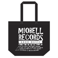 miobell records 2019 トートバッグ MIOB0001