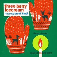 Three Berry Icecream『three cheers』PCMR0007(7inch) ※MP3ダウンロードコード付