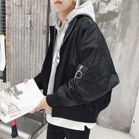 ロゴMA1ジャケット