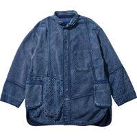 NEW KOGIN SHIRT JACKET -BLUE-