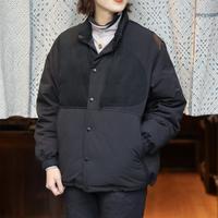 京都店限定 WEATHER DOWN JACKET -BLACK-