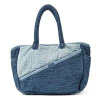 PC SASHIKO TOTE BAG  -NEW BLUE-