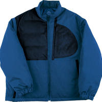 WEATHER DOWN JACKET -NAVY-
