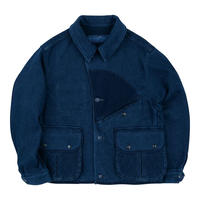 PC KENDO HUNTER JACKET -BLUE-