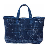 KOGIN TOTE BAG S -BLUE-