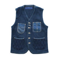 PC KENDO VEST -BLUE-