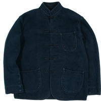 PC KENDO CHINESE JACKET -DARK NAVY-