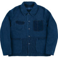 PC KENDO FRENCH JACKET -BLUE-