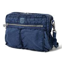 SUPER NYLON SHOULDER BAG M -INDIGO BLUE-