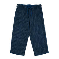 KASURI WIDE PANTS - INDIGO-