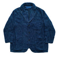 KASURI TAILORED JACKET -INDIGO-