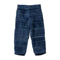KOGIN ART PANTS -BLUE-
