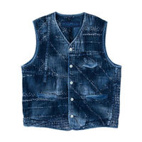 PC KOGIN VEST -BLUE-