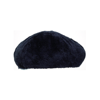 ARTIST FLEECE BERET -BLACK-
