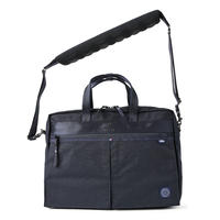 NEWTON BRIEFCASE -NAVY-