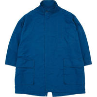 WEATHER MILITARY COAT -BLUE-