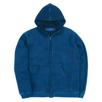 PC KENDO ZIP UP PARKA -BLUE-