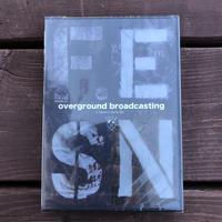 OVERGROUND BROADCASTING REVIVAL DVD