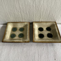 陶器工房 風香原 角皿小