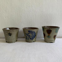 陶藝玉城 3寸植木鉢