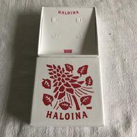 HALOINAハロイナ ピーコック型ピアス