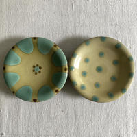 ノモ陶器製作所 4寸皿